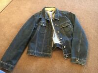 Gap denim jacket size XL - excellent condition