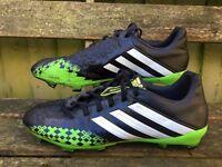 Adidas Predator Football Boots, Size 9/8.5