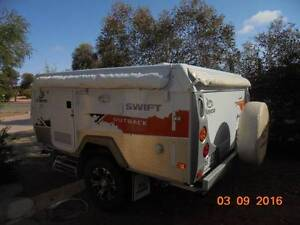 Jayco Swift Outback Camper-compact and easy to tow. Roxby Downs Far North Preview