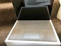 "Microsoft Surface Laptop, Intel Core i5, 4GB RAM, 128GB SSD, 13.5"" Platinum John Lewis 3yr Warranty"