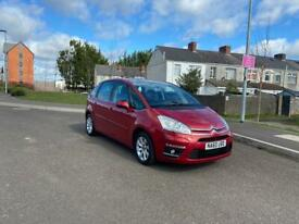 image for Citroen C4 Picasso VTR HDI diesel with low miles and long mot