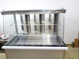 catering display fridge patisseri