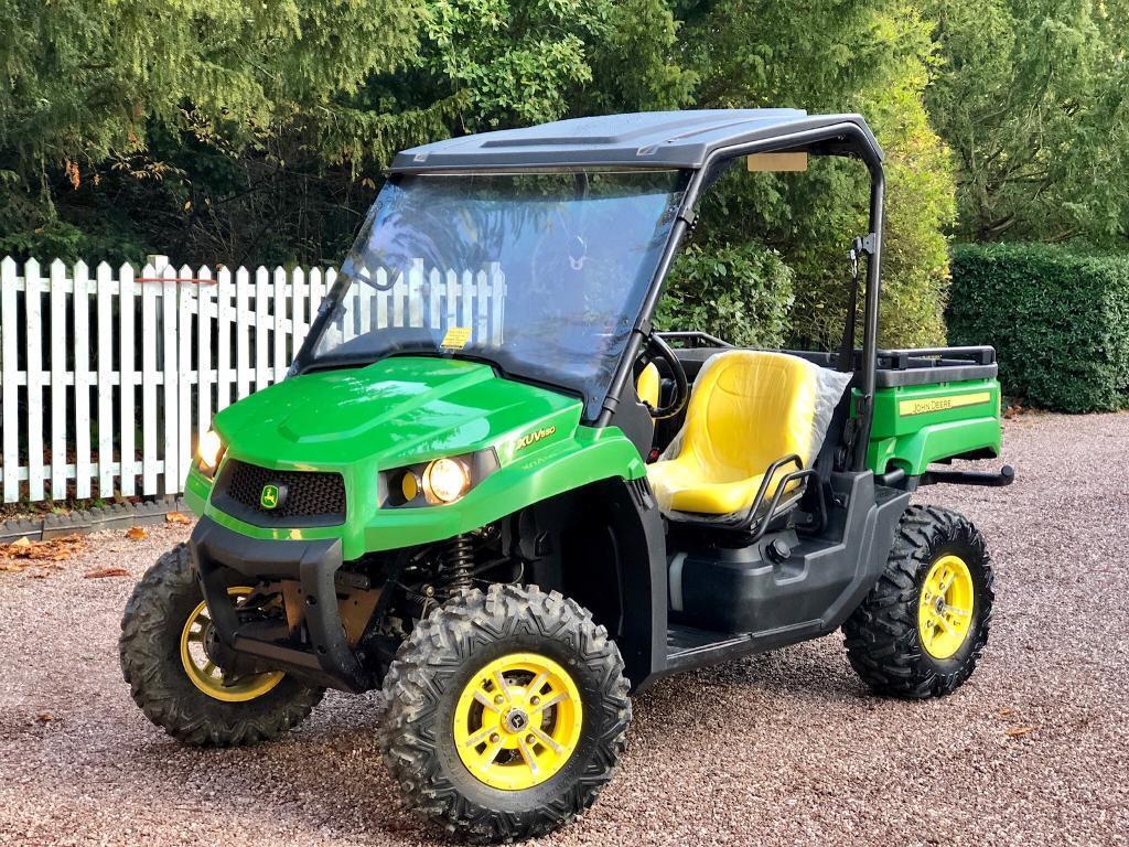 John Deere Xuv 550 Gator 4x4 Utility Vehicle Polaris Ezgo Golf