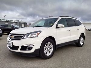 2014 Chevrolet Traverse 1LT AWD 8 Passenger Option