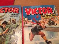 Three boys books from 1987and 1984