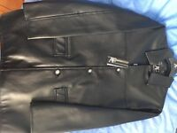 Brand new leather jackets