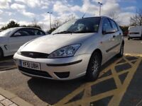 FORD FOCUS LX AUTOMATIC 1.6,, FRESH 1 YEAR MOT,, SERVICE HISTORY,, £860