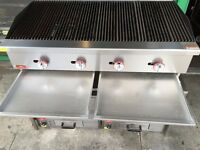 NEW PERI PERI CHICKEN BBQ KEBAB RESTAURANT CHAR FLAME GRILL CATERING COMMERCIAL FAST FOOD KITCHEN