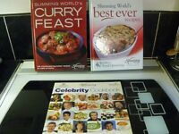 3 X SLIMMING WORLD RECIPE BOOKS