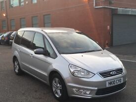 2010 Ford Galaxy Auto Diesel Good Runner with 1 Owner and mot ( Variations in Transmission)
