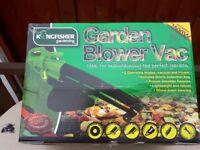 Kingfisher leaf blower/ vac