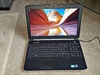 Dell E5520 Laptop, core i7, 8gb ram, 250gb hdd, 15.6 inch screen