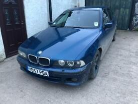 BMW 530i MSport Manual