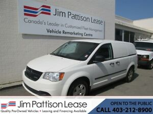 2012 Ram Cargo Van 3.6L FWD Up Fitted w/Shelving & Bulkhead