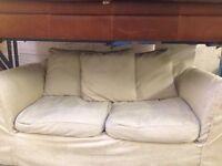 2 seater sofa (Fm Cambridge Re-Use)