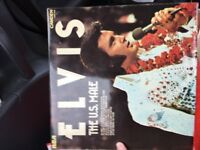 Elvis Presley vinyl