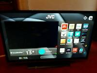 32 inches Jvc smart tv