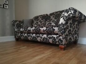 Stunning 3 seater SOFOLOGY sofa ++ brand new ONLY £399