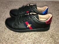 f4ab3b57560 Gucci Ace Trainers Black Size Uk 6 and 7 for sale Birmingham City Centre