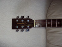 Tanglewood Acoustic Guitar TWOSJ Southern Jumbo Solid Spruce top