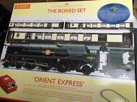 Hornby Orient Express Train Set