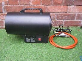 Propane Gas Workshop Heater 15kw