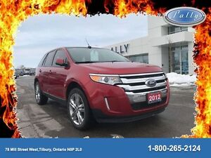 2012 Ford Edge SEL, Leather, Roof, Winter Tires!!