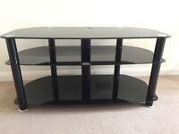 Glass TV Stand bargain £10