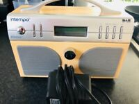 Intempo digital stereo radio pre-owned