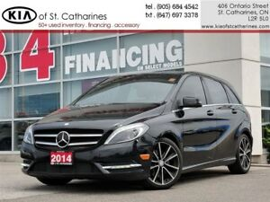 2014 Mercedes-Benz B-Class Sports Tourer | Lane Assist | Leather