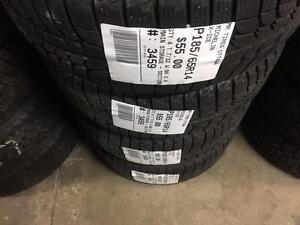 185/65/14 Michelin X-Ice *Winter Tires*