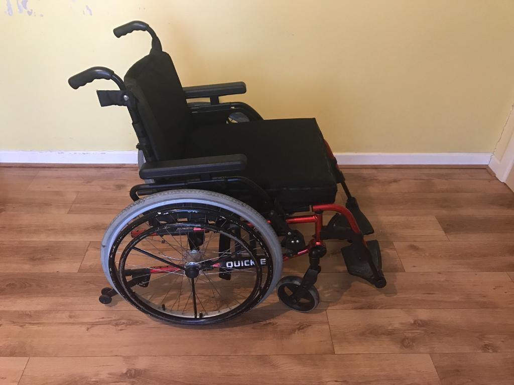 One arm drive wheelchair - One Arm Drive Wheelchair Image 1 Of 3