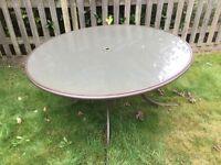 Leisure Grow - West Virginia 140cm Round Table