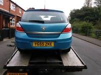 Vauxhall Astra 55 breaking for all parts