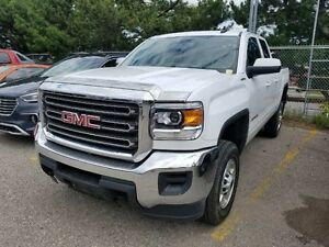 2015 GMC Sierra 2500HD SLE 4WD 6.0 V8 Double Cab