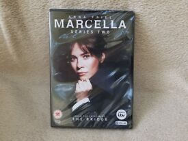 Marcella series 2 DVD, new unopened