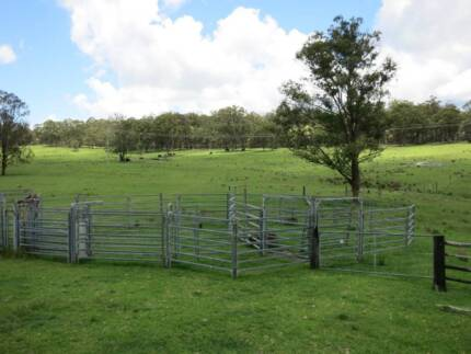 244 ACRES WITH MODERN CABIN, 240V SOLAR POWER & PERMANENT WATER Buchan East Gippsland Preview