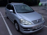 2005 Toyota Avensis Verso 2.0 Diesel 7 seater