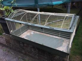Indoor guinea pig / hamster cage