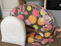 My Breast Friend breastfeeding pillow & newborn wedge