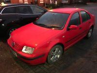 VW Bora 1,4 petrol 99year 500£