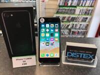 iPhone 7 128GB O2 Jet Black