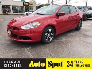 2013 Dodge Dart SE/1 OWNER/LOW,LOW KMS/PRICED - QUICK SALE !