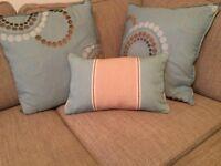 Duck Egg Blue Cushions