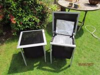 Patio cool boxes X 2