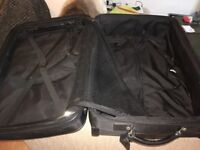 Mulberry large suitcase