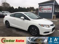 2013 Honda Civic Coupe EX - Moonroof London Ontario Preview