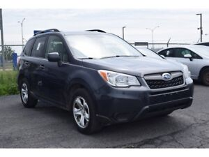 2015 Subaru Forester AWD CAMERA DE RECUL