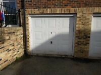 Secure Large Double/Triple Garage to let for storage