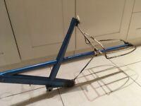 Moulton frame